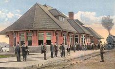 Alpena Michigan    Station: Alpena, Michigan