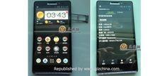 Fotos espías muestran un nuevoLenvo K6 con corazón deSnapdragon 800, este sera el teléfono insigniaLenvoy soporta dual SIM!