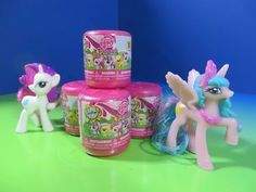 Fashems My Little Pony Surprise Box Blind Bag Opening Review Stretchy  Squishy Ponies