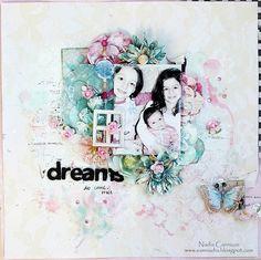 Dreams *Scraps Of Elegance AUGUST KIT* - Scrapbook.com