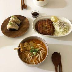 Think Food, I Love Food, Good Food, Yummy Food, Asian Recipes, Healthy Recipes, Healthy Sushi, Cafe Food, Aesthetic Food