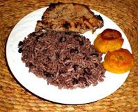 Cuban Cuisines: Black Beans and Rice - Congri