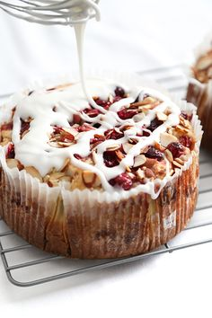 Cranberry Almond Cof