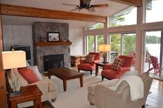 Cottage vacation rental in Georgian Bay from VRBO.com! #vacation #rental #travel #vrbo