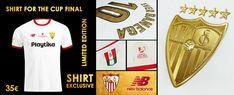 Stunning Sevilla 2018 Copa del Rey Final Kit Released - Footy Headlines