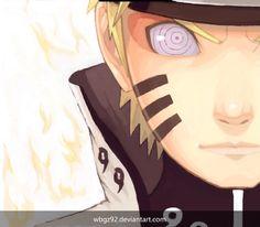 Naruto as Sage of six paths...