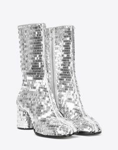 Maison Margiela Spring Summer 2017 Ankle boots