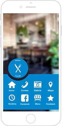 Criar app com criador de aplicativos Ios, Android, App Design, Mobile App, Germany, Maps, Apps, Programming, Projects