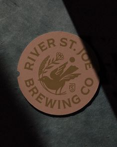 Studio MPLS — River St. Joe Logo Type, Beer Packaging, Brand Packaging, Earth Tone Colors, Creativity And Innovation, Identity Design, Logo Design, Graphic Design, Packaging Design Inspiration