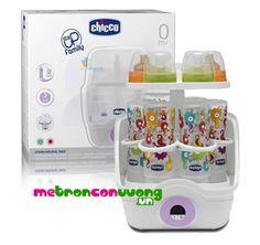 Máy tiệt trùng bình sữa tự động Chicco 113830