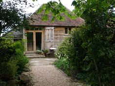 The Potting Shed holiday let in Benenden, Kent - A peaceful retreat