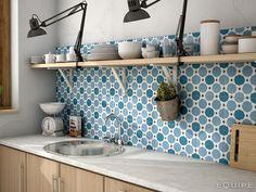 Ceramic wall/floor tiles CAPRICE DECO by EQUIPE CERAMICAS