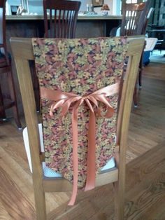 Fall Covers For Dining Room Chair Backs