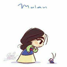 Mulan | Disney | David Gilson