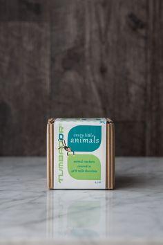 Tumbador - chocolate covered animal cookies