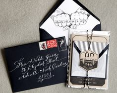 Wedding Identity by Courtney Jentzeen SwissCottage Designs