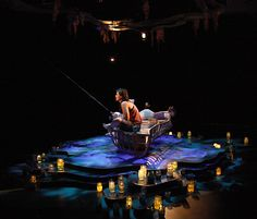 The Gulf by Audrey Cephaly Signature Theatre 2016 Scenic Design by Paige Hathaway Set Design Theatre, Stage Design, Theatre Lighting Design, Theatre In The Round, Theater, Paige Hathaway, Scenic Design, Stop Motion, Art