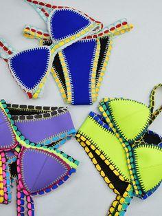 Neo Crochet Bikini Suit - MYNYstyle - 4