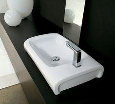 Hi-Line countertop wash basin 70