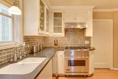 Kitchen Backsplashes Kitchen Design Ideas, Pictures, Remodel and Decor