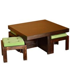 Antiquity Sheesham Wood coffee table set - Honey Dark, http://www.snapdeal.com/product/antiquity-sheesham-wood-coffee-table/1821351129