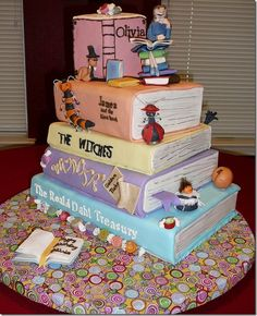 I LOVE this idea, and do it with your favorite books!!