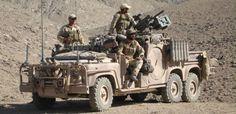 Special Operations Task Groups Long Range Patrol Vehicles. Land Rover 6X6. Australian SAS or 1st Commando Regiment?