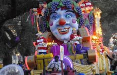 Krewe of Bacchus in NOLA! Where will you celebrate Mardi Gras 2019?