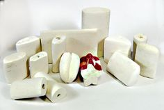 Paper Clay Inro Forms  by Penni Jo Couch