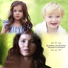 The children.. The Hunger games epilogue