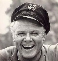 Alan Hale, Jr. (8 March 1921 – 2 January 1990) - American film / stage and television actor
