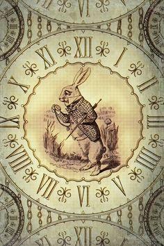 Alice in Wonderland ~ White Rabbit