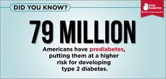 It's Fact Check Friday! Time to set the record straight about diabetes. Please share this with everyone you know! #FridayFact