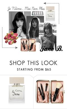 """Je T'aime... Moi Non Plus"" by mickjaggerismydrug ❤ liked on Polyvore featuring beauty, Bella Freud, Bobbi Brown Cosmetics and vintage"