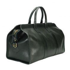 Lotuff & Clegg Leatherworks Leather Duffle Travel Bag