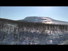 Kilpisjärvi in Lapland by air Mount Rainier, Mountains, World, Youtube, Travel, Outdoor, Outdoors, Viajes, Destinations