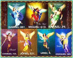 Ángeles Amor: 29 SEPTIEMBRE CÓDIGOS SAGRADOS DE LOS ARCÁNGELES POR ... Seven Archangels, Healing Codes, My Guardian Angel, Angels In Heaven, Heavenly Angels, Gabriel Garcia Marquez, Angels Among Us, God Prayer, Angel Art