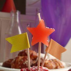 #Tatitata #candle #kids #Party