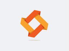 Sator Logotype (orange version)