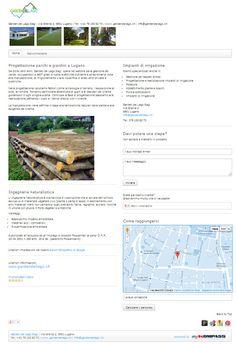 Progettazione giardini, Lugano, manutenzione, ingegneria naturalistica, irrigazione, potatura