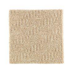 Carpet Sample - Scarlet - Color Tumbleweed Tan Pattern 8 in. x 8 in.