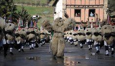 Carnavales de Ituren