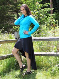 DUBARD Tanya Shirt and Julie Salsa Skirt.  www.etsy.com/shop/dubard.   Made in the USA!