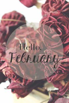 Hello February - Morgane LB