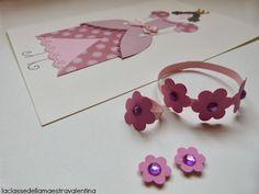 Ricapitolando... invito, gioielli e perle rosa... quelle dolci della Confetteria PAPA ... e sarà un super party da principesse!!!      ...