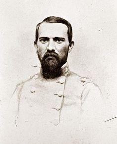 W.D. Pender, C.S.A., killed at Gettysburg.
