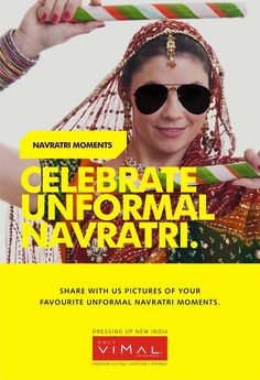 Relive the moment of Navratri again  Send us your memorabe #Unformal Navratri moments and you could #win exciting prizes. #contest #BeUnformal