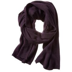 Banana Republic Textured Stitch Scarf Size One Size - New vineyard ($80) ❤ liked on Polyvore featuring accessories e banana republic