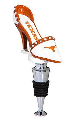 University of Texas Longhorns High Heel Shoe Bottle Stopper ** This is an Amazon Affiliate link. You can get more details by clicking on the image.