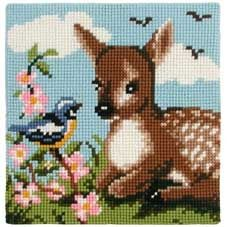 Vervaco Kreuzstichkissen - 1200-791 - needlepoint/cross-stitch inspiration